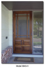 Coppa Woodworks: Custum Wood Screen Doors